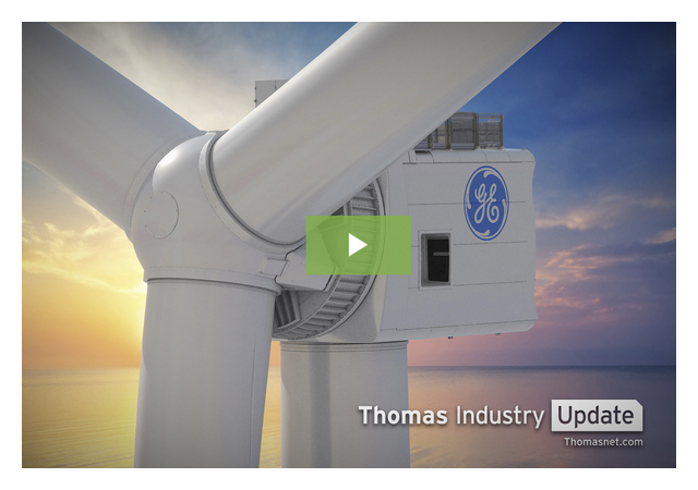 GE's Giant Wind Turbines Will Have Rotors as Long as Football Fields