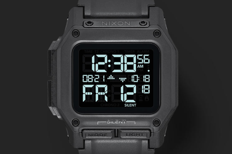 Special Ops Soldiers Assist Watch Maker