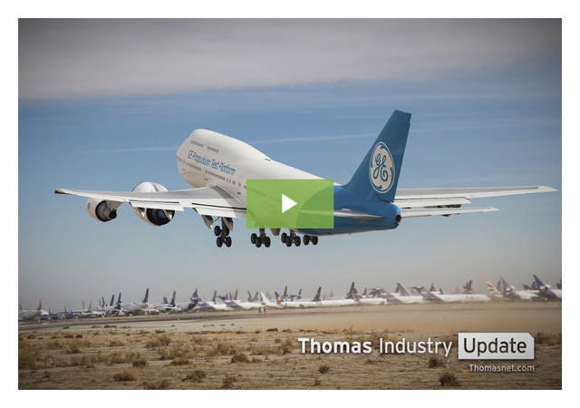 Engineers Test World's Largest Jet Engine Over Desert
