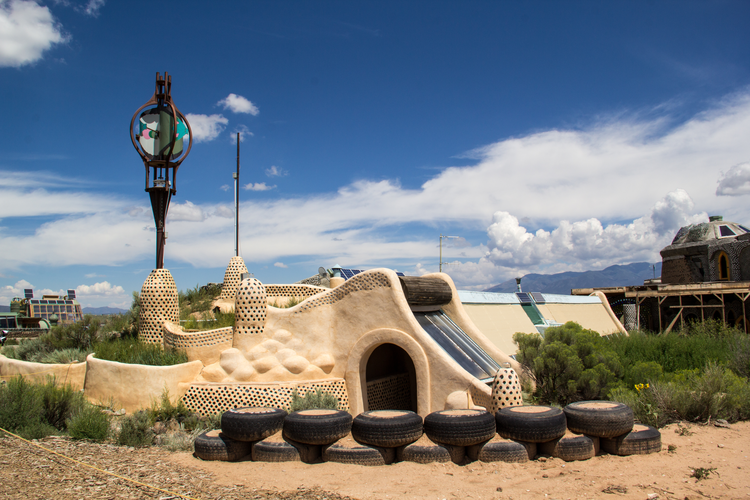 Earthships: An Out of This World Lifestyle