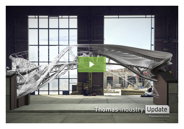 MX3D's Futuristic 3D-Printed Bridge is Nearly Complete