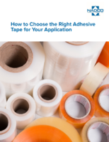 How to Choose the Right Adhesive Tape for Your Application