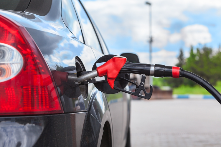 Average gas prices are 30 cents more than past year