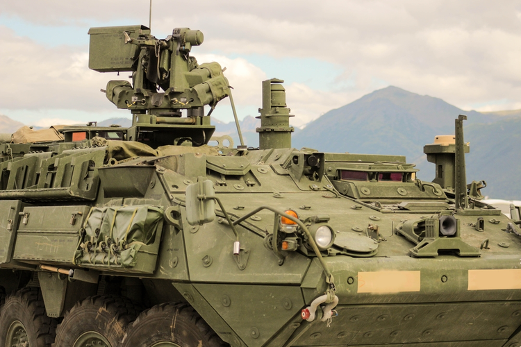 Heavyweight Solution for Lightweight Combat Vehicles