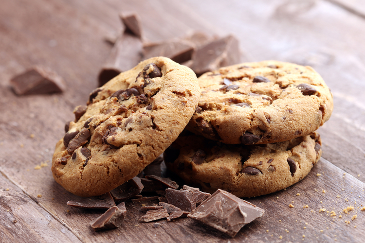 The Accidental Chocolate Chip Cookie