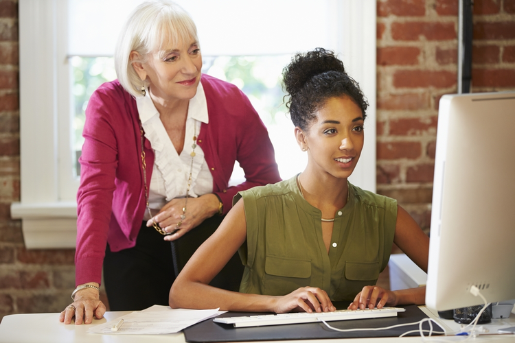 Recognizing the Influence of Leadership and Mentorship on the Multigenerational Workforce