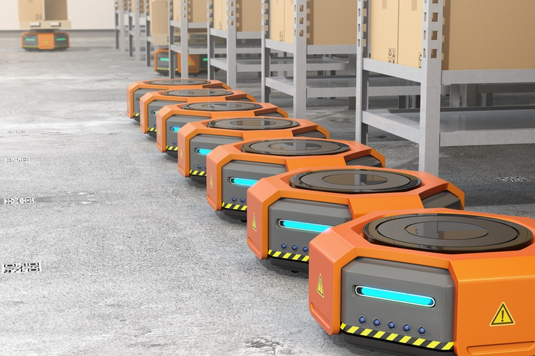 Mobile Robots Growing 700 Percent by 2022