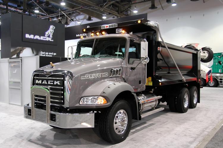 Army Buys $296M Worth of Dump Trucks
