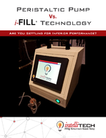 Peristaltic Pump Vs. i-FILL® Technology