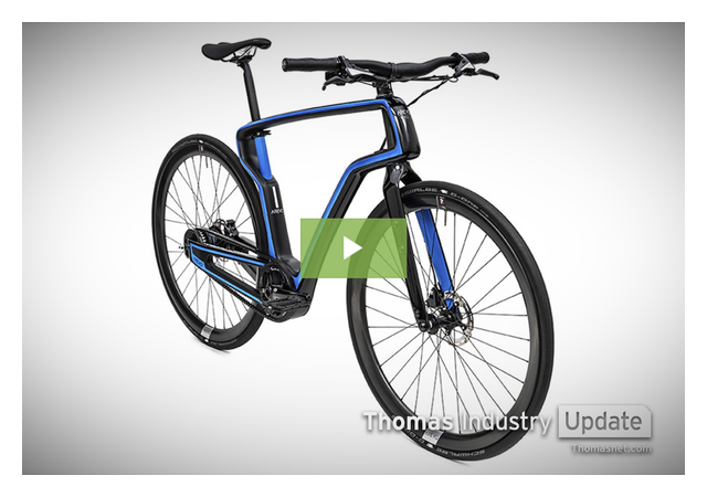 First 3D Printed Carbon-Fiber Bike a 'Technological Marvel'