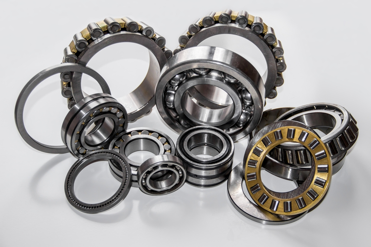 Bearings Maker Runs Out of Room