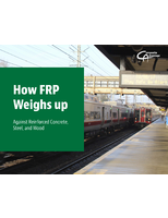 How FRP Weighs Up