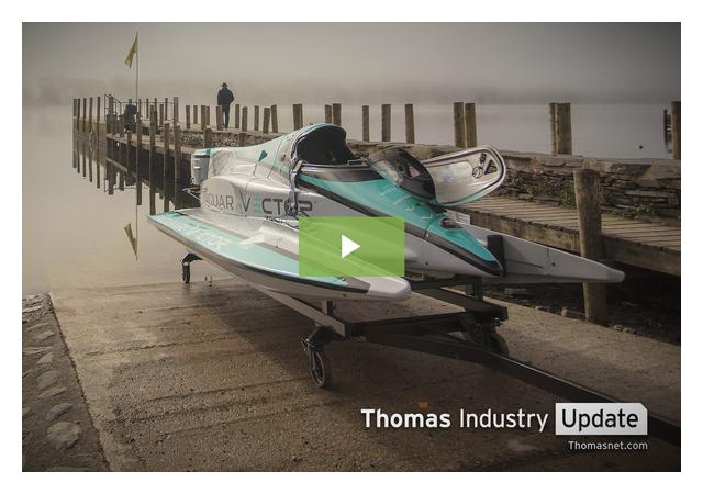 The World's Fastest E-Boat