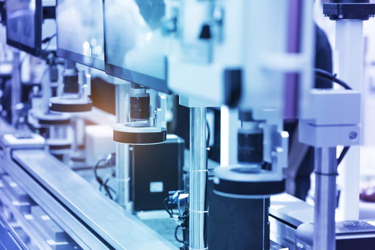 Machine Vision Market Sets Q1 Records