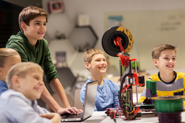 GE Brings 3D Printing Packs to Schools