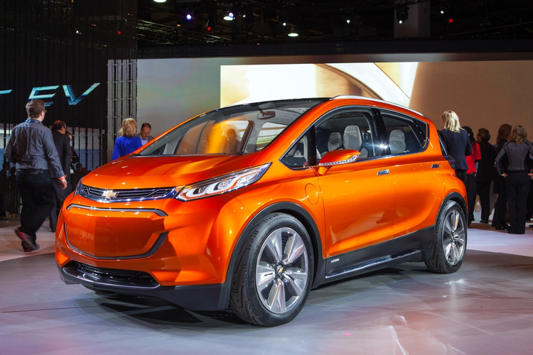 GM Boosting Bolt EV Production