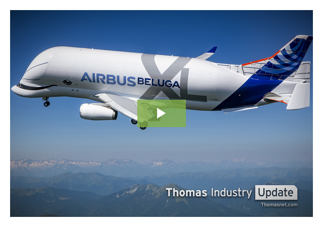 The Airbus BelugaXL Finally Flies