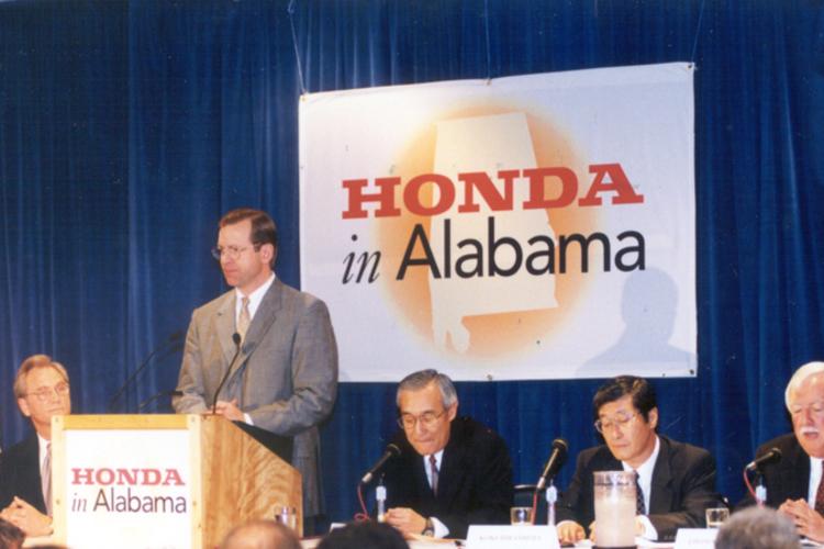 Honda Announces $54M Alabama Expansion