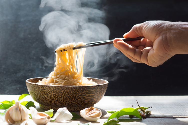Chopsticks Lead the Charge for Healthier Eating