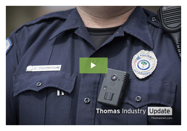 Expert: Police Body Cams Easily Hacked