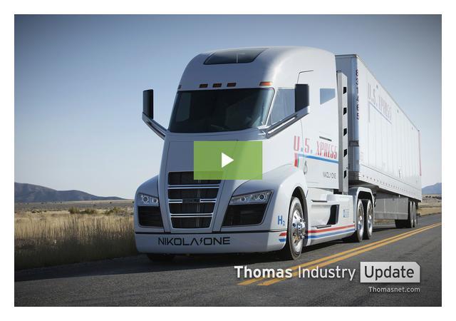 Nikola Raises Another $100 Million for Hybrid Semi Trucks