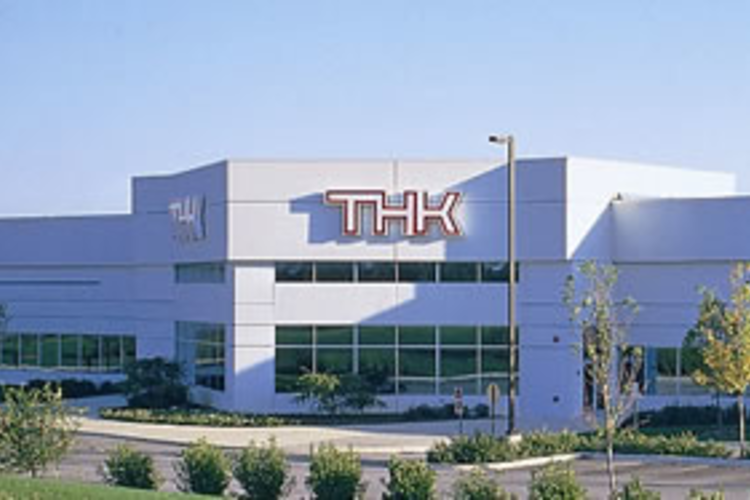 THK America Head Office in Schaumburg, IL.