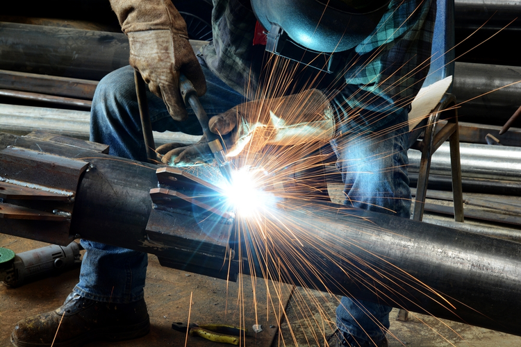 The Worker Shortage in the Welding and Utility Industries