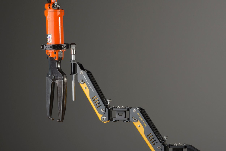 Lockheed Martin Research Results in Advanced Industrial Exoskeleton