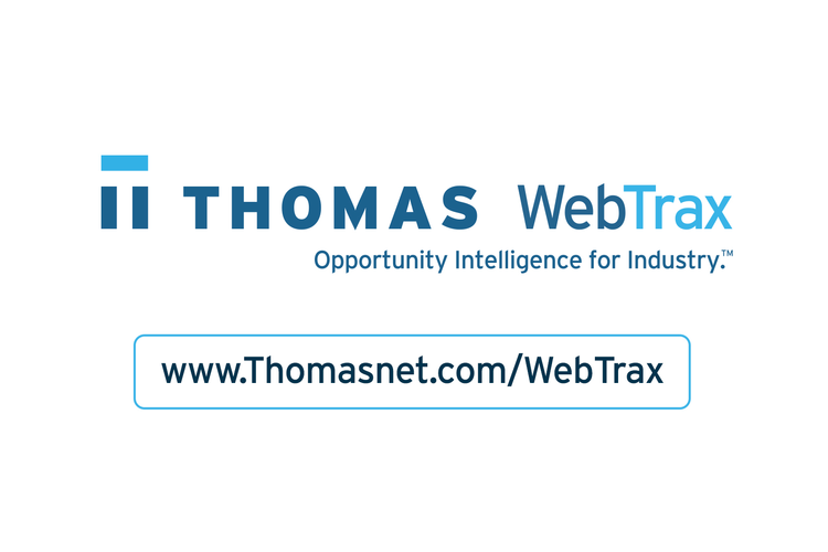 Thomas WebTrax Opportunity Intelligence
