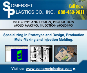Somerset Plastics Co , Inc  Middletown, Connecticut, CT 06457