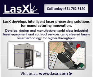 LasX Industries, Inc  Saint Paul, Minnesota, MN 55127