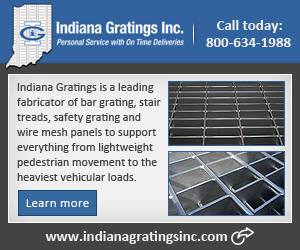 Indiana Gratings, Inc  Martinsville, Indiana, IN 46151