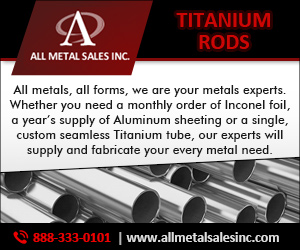 Titanium Suppliers California