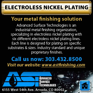 Nico Products Electroless Nickel Plating Services