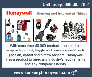 Honeywell Sensing and Internet of Things Fort Mill, South Carolina