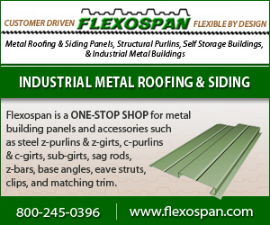 Flexospan Steel Buildings, Inc  Sandy Lake, Pennsylvania, PA 16145