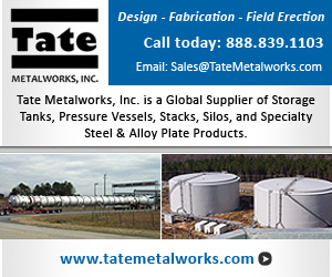 Tate Metalworks, Inc Roebuck, South Carolina, SC 29376