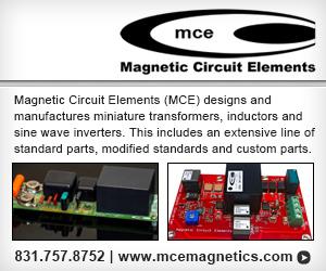 Magnetic Circuit Elements Inc  Salinas, California, CA 93905